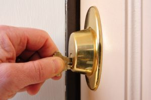 Deadbolt Lock